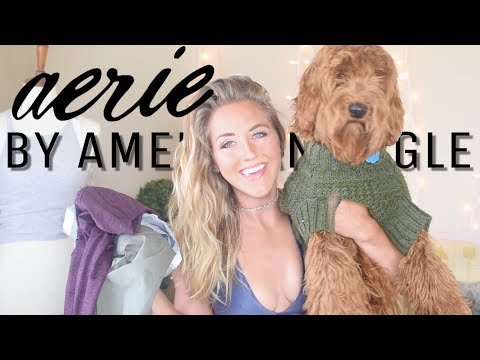 Aerie (By American Eagle) Activewear Try On Review