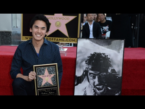 Toshiro Mifune - Hollywood Walk of Fame Ceremony