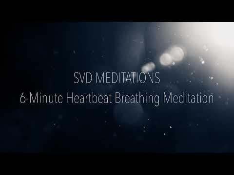 6 Minute Heartbeat Meditation