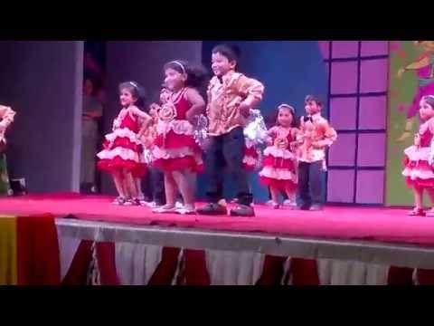 Shala La La La.. KG Kids Dance