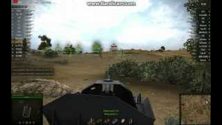 World of Tanks Random - GW Panther shell vs. T30