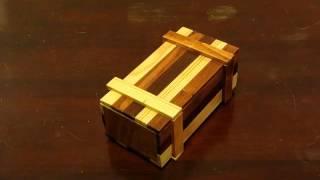 Puzzle Box Trio