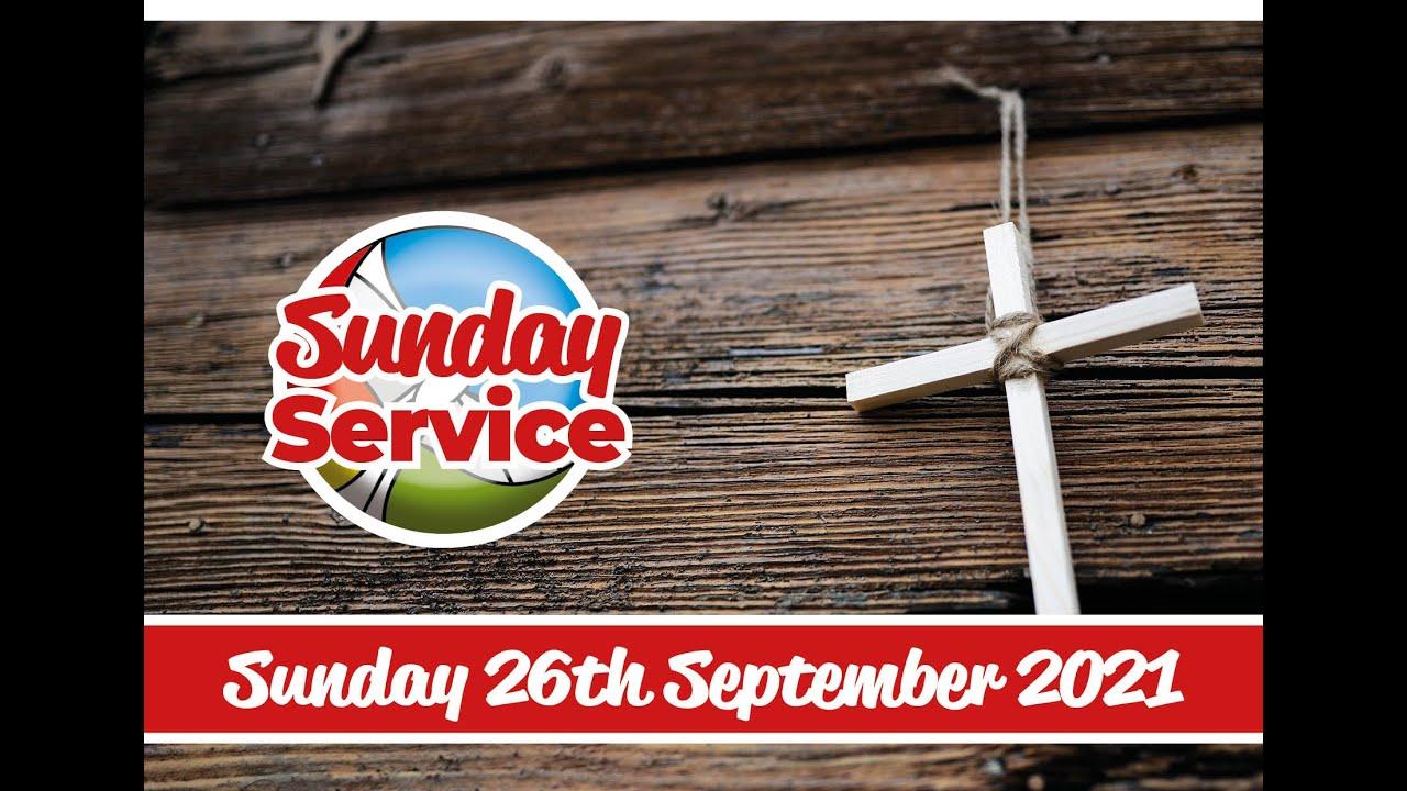 Sunday 26th September 2021