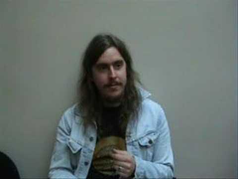 Mikael Akerfeldt on Porcupine Tree. (Part 1)