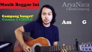 LAGU REGGAE PALING GAMPANG BUAT PEMULA GITAR ! (Musik Reggae Ini - Ras Muhamad) (Tutorial Gitar)