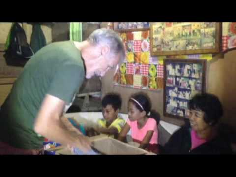 OPENING OUR FIRST BALIKBAYAN BOX FULL OF CLOTHES A BRITISH EXPAT PHILIPPINES  LIFESTYLE VIDEO