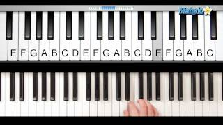 "How to Play ""Twinkle Twinkle Little Star"" on Piano"