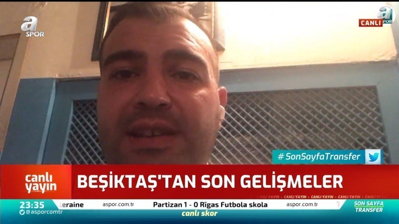 Sercan Dikme, Beşiktaş'tan Son Gelişmeleri Aktardı! 25.10.2020