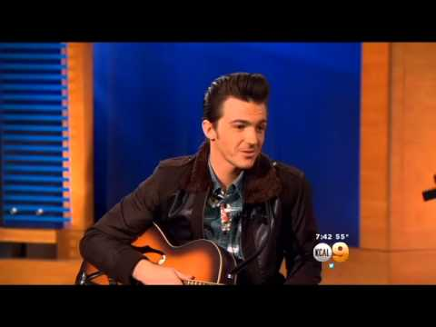 Drake Bell Teases Songs From New Album Ready, Steady, Go! At KCAL9