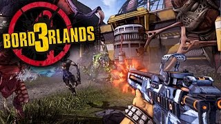 Borderlands 3 - EVERYTHING WE KNOW SO FAR! (Location in Borderlands 3, New Easter Eggs & More)