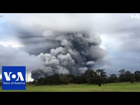 Hawaii volcano could begin period of violent eruptions