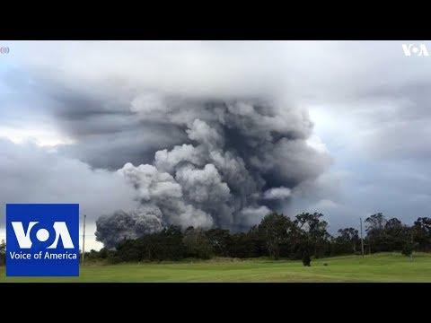 Hawaii volcano could begin period of violent eruptions