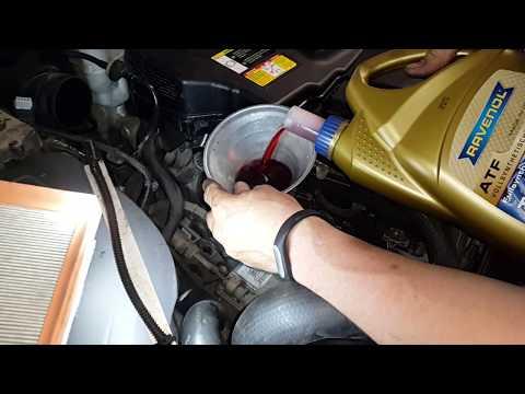 Фото к видео: Замена масла в АКПП Пежо 508