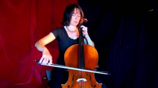 J.S. Bach Suite No 1 G Major, Prélude   Brigitte Müller - cello