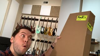 GIVING AWAY THIS PRS GUITAR  (LIVE UNBOXING)