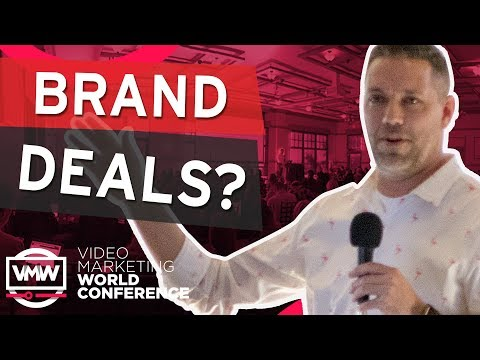 How to Get Brand Deals On YouTube with Shaun McKnight - Video Marketing World