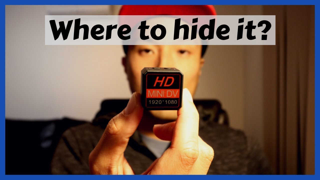 Cheap Mini Spy Hidden Camera Under 50 Small Hidden Camera For Your Home Unboxing And Review Youtube