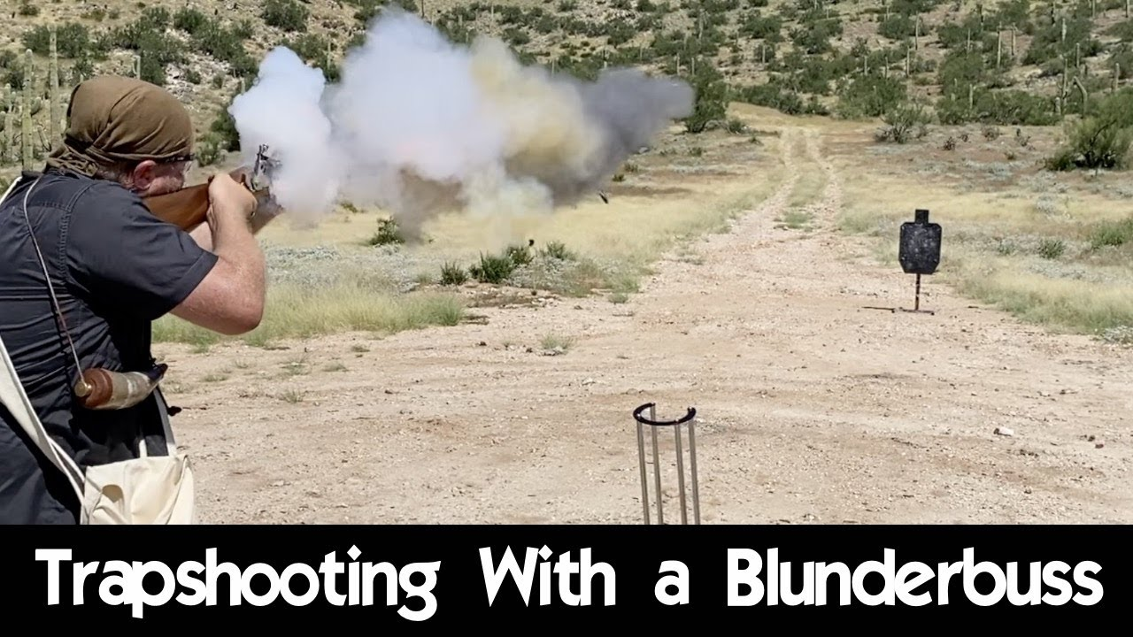 Trapshooting with a Blunderbuss