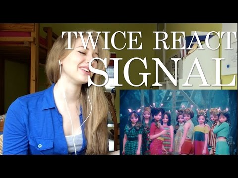 Thumbnail: [REACT] TWICE: SIGNAL