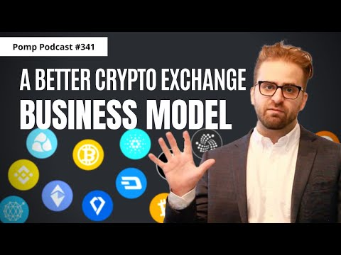 Pomp Podcast #341: Chris Slaughter On A Better Crypto Exchange Business Model