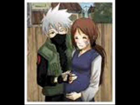 Kakashi e Rin love - YouTube