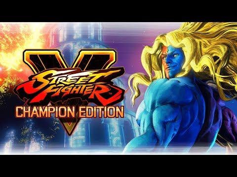 Street Fighter V: Champion Edition – Gill Gameplay Trailer