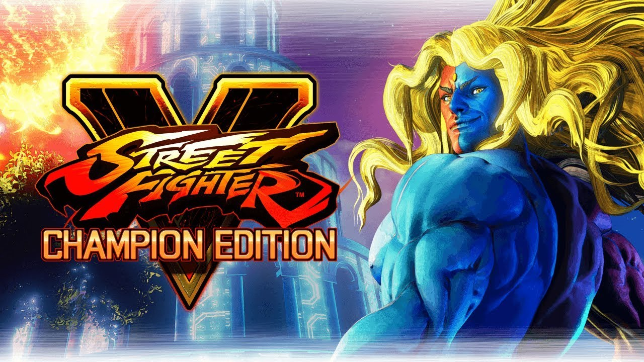 Street Fighter V Champion Edition Announced Big Bad Gill Joining