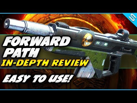 Swaye: The Forward Path In-Depth Review! Iron Banner Auto!