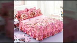 Most beautiful expensive bridal bed sheets designs