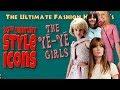 20th CENTURY STYLE ICONS: The Yé-Yé Girls
