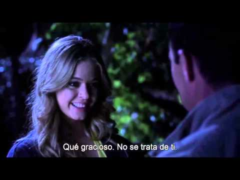 "PLL - Alison DiLaurentis and Ian Flashback SUBTITULADO 4x24 ""A"" is For Answers"