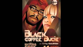 Turn Me On - Black Coffee (Lyrics)