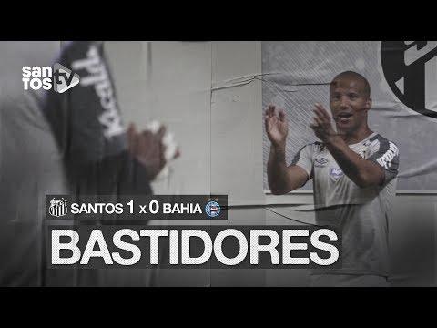 SANTOS 1 X 0 BAHIA | BASTIDORES | BRASILEIRÃO (31/10/19)