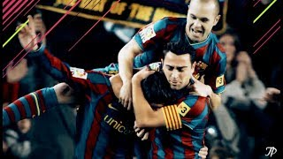 Messi, Xavi, Iniesta - The Greatest Trio | End of an Era