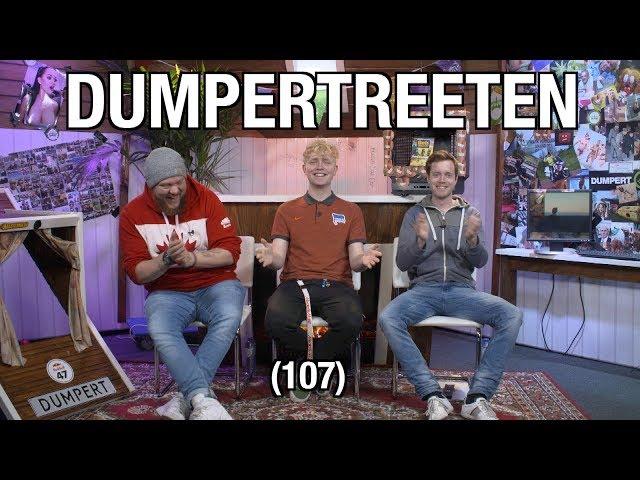 DUMPERTREETEN (107) met EenhoornJoost!