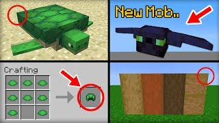 ✔ Minecraft 1.13 Update - 15 Features That Were Added
