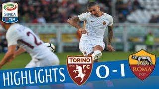 Torino - Roma 0-1 - Highlights - Giornata 9 - Serie A TIM 2017/18