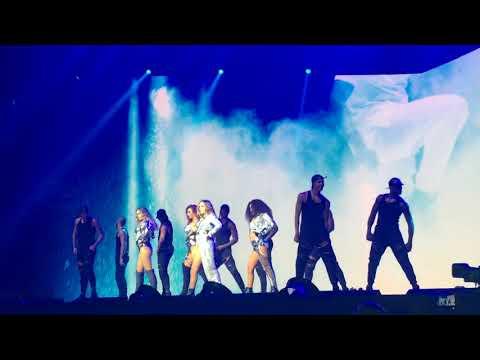 Little Mix - Touch/Reggaeton Lento Remix Glory Days Tour Newcastle 11/10/17