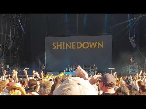 Shinedown  Diamond Eyes  HD1080p At Download Festival 2018