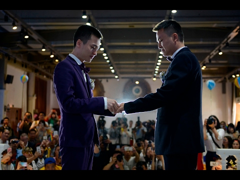 Global Journalist: Gay rights in China