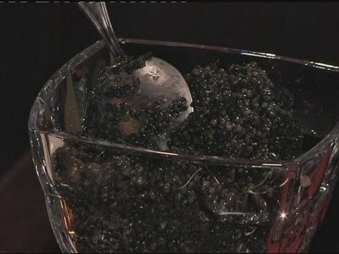 $70,000 Of Caviar Downed In Seconds At World's Poshest Eating Contest