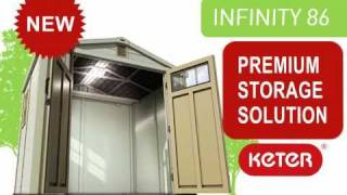 Keter Infinity Shed