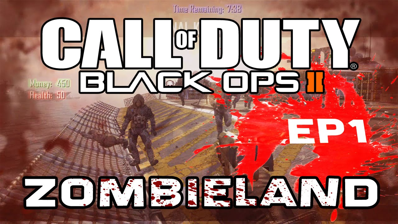 Black Ops 2 - Zombieland || New Modded Game Mode || Funny ...