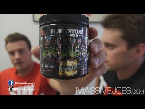 Blackstone Labs ERADICATE Anti-Estrogen Supplement - MassiveJoes.com RAW REVIEW Aromatase AI