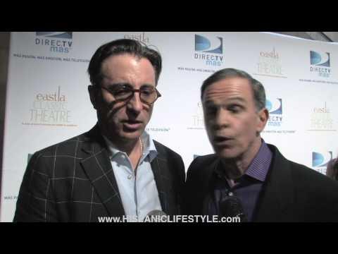 Hispanic Lifestyle s Andy Garcia and Tony Plana East LA Classic Theatre