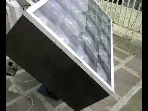 Lighthouse Fresnel Solar Collector