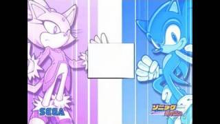 Sonic Rush Nintendo DS Gameplay - Gameplay from TGS