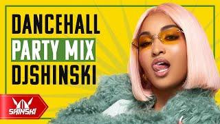 Dancehall Pregame Party Mix Vol 1 - Dj Shinski [Koffee, Busy Signal, Vybz Kartel, Konshens, Mavado]