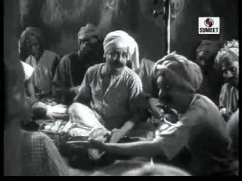 Zala Mahar Pandharinath - Pudhche Paul (1950) - Sudhir Phadke & G. D. Madgulkar