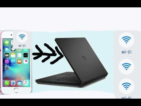 Qhia Koj Siv Wifi Rau Computer